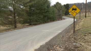 Pfeffer Road in Washington Township, Westmoreland County.