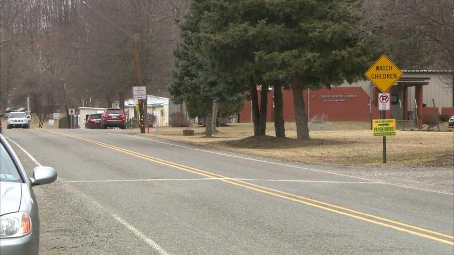 Ambridge Avenue in Leet Township, Allegheny County.
