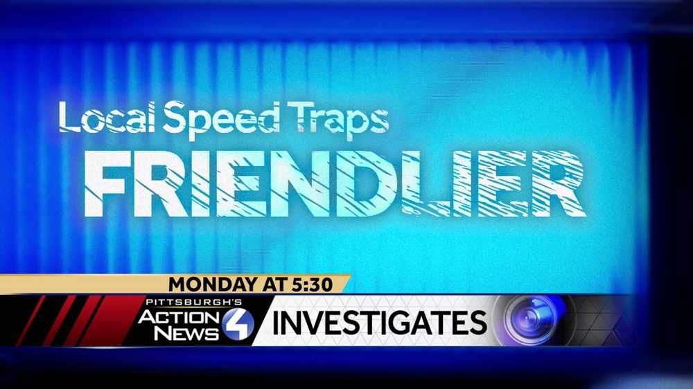 Pittsburgh Action News 4 Investigator Bofta Yimam dives into the impact of local speed traps.