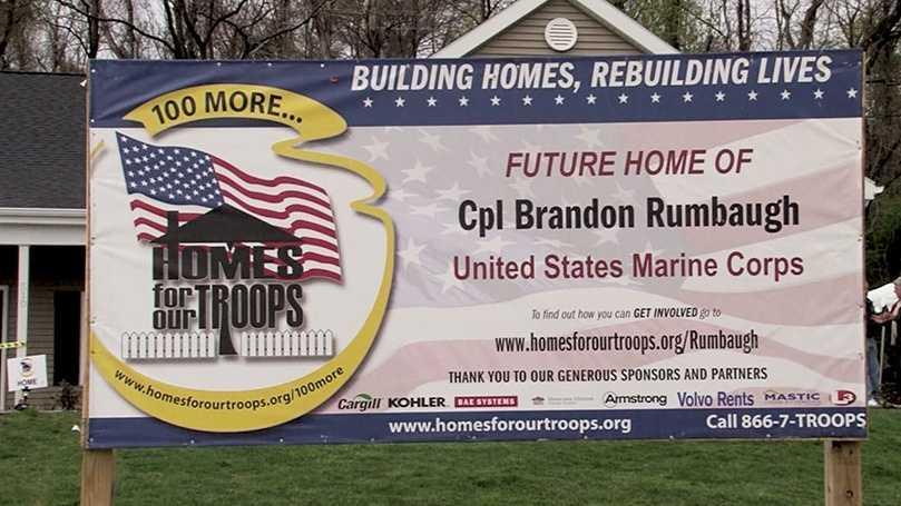 Uniontown Marine gets new home