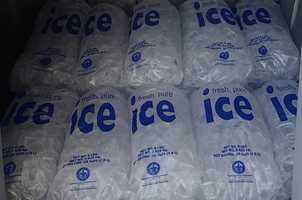 Is Ice subject to a Sales Tax?  Click Next to check your answer...