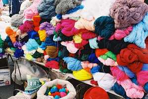 Is Yarn subject to a Sales Tax?  Click Next to check your answer...
