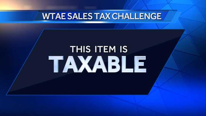 This Item is taxable. Click here for more information.