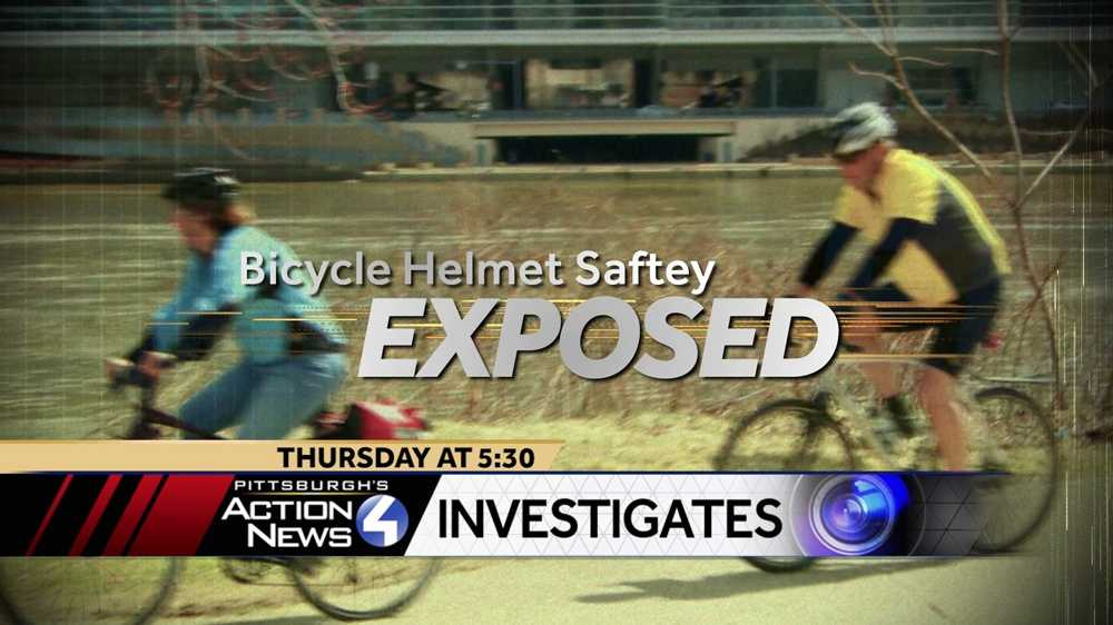 Kids and adults suffering brain injuries while wearing helmets!  Action news investigates then little known problem