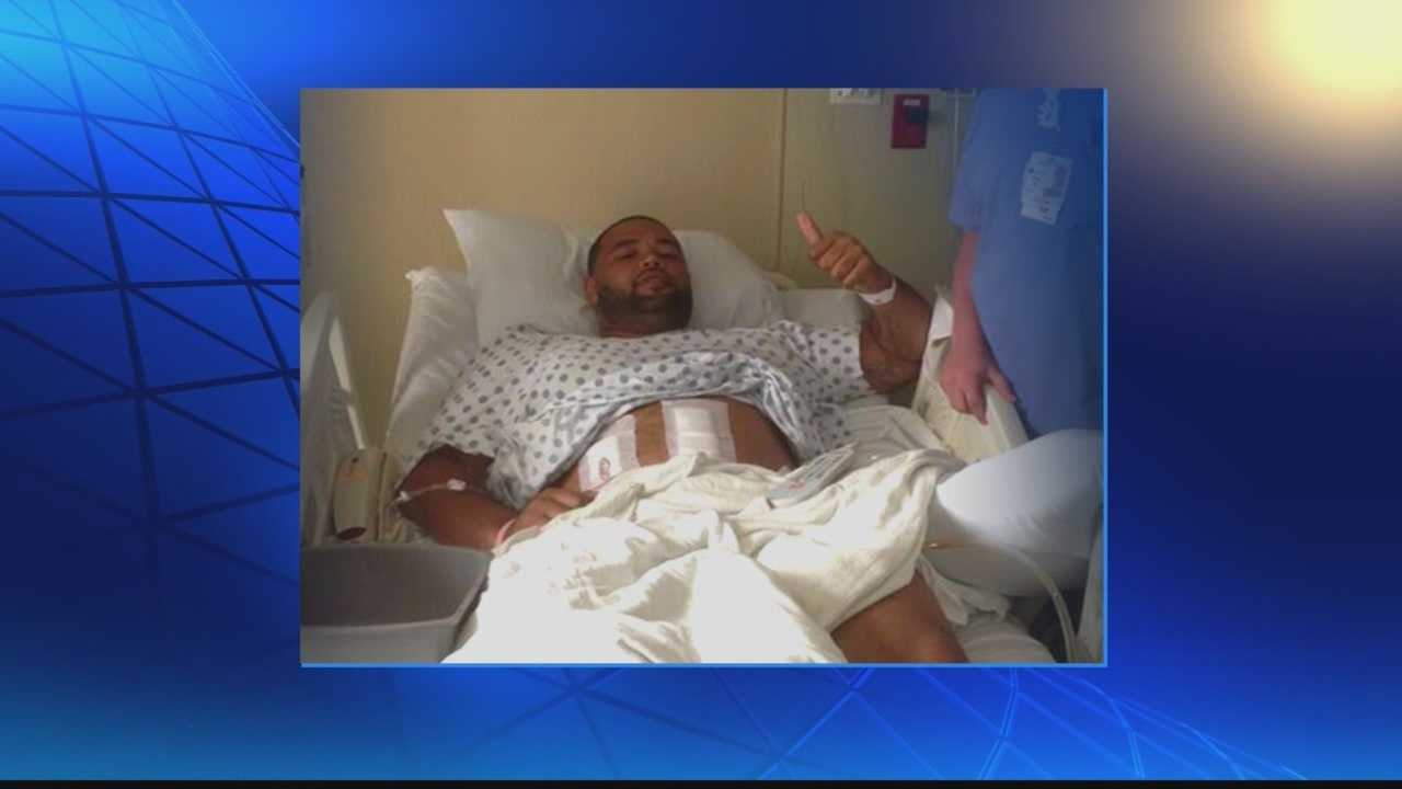 Verdict reached in stabbing of Steelers lineman
