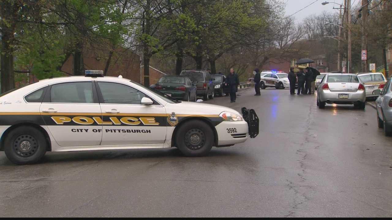 The victim was found on Brushton Avenue.