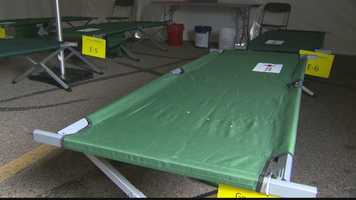 Medical teams are prepared for any runners who may need assistance