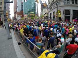 The @PGHMarathon is underway, good luck to all the runners