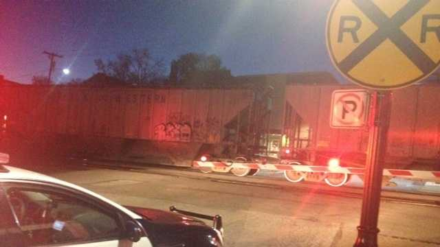 Woman hit by train at Tarentum crossing