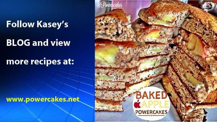 Visit Kasey's BLOG at http://www.powercakes.net