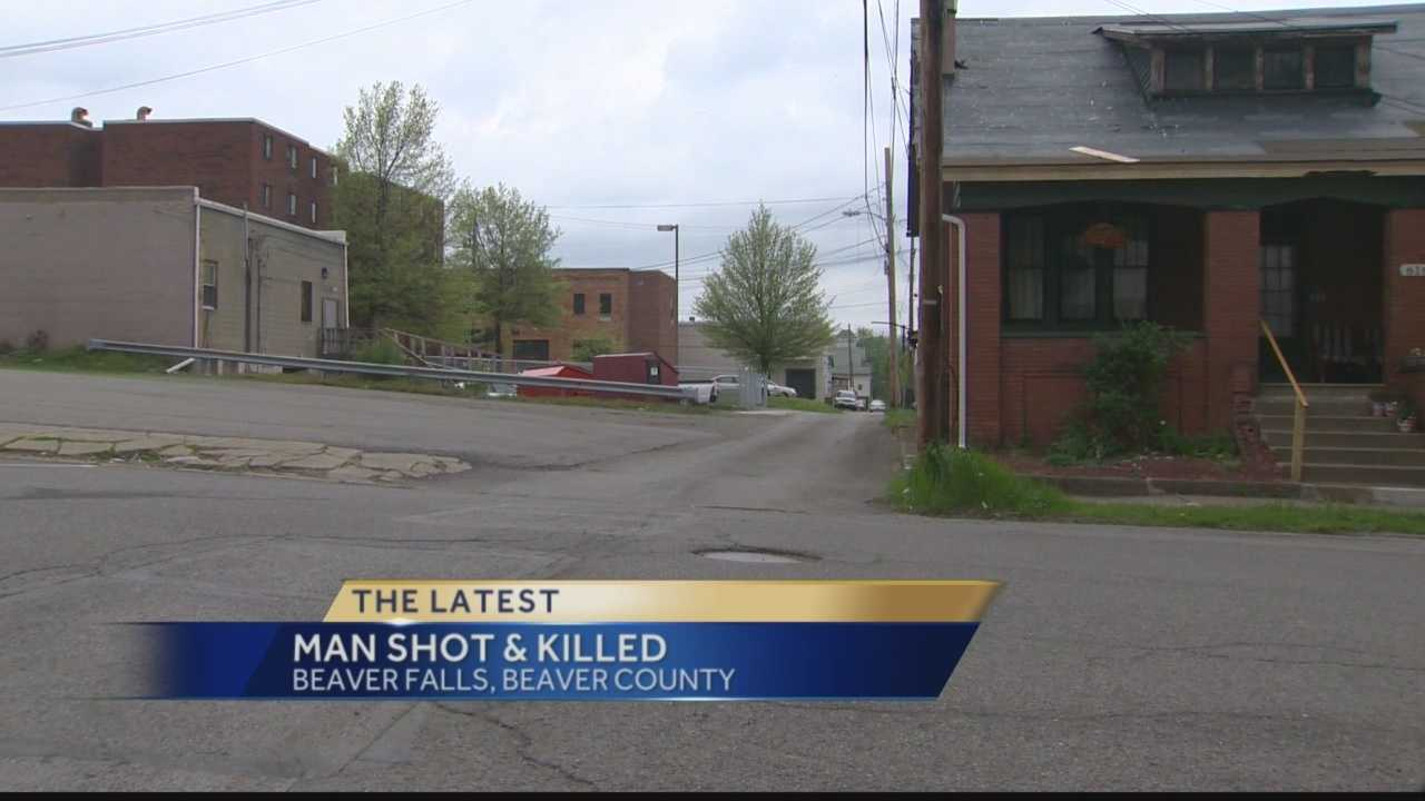Man killed in Beaver Falls shooting