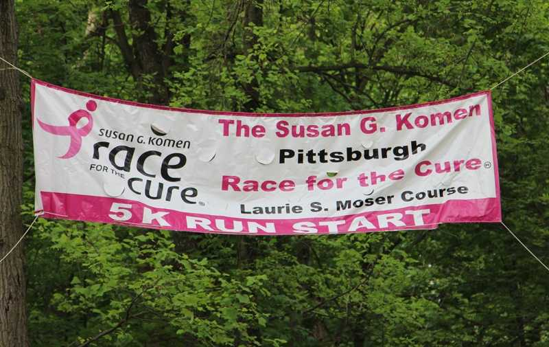 Pittsburgh's Acton News 4's Andrew Stockey was the official starter for this year's Race For The Cure 5K... Check out photos from the starting line&#x3B; did you make our photo gallery?