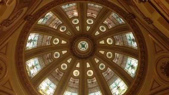 The Washington County Courthouse in Washington, Pa.