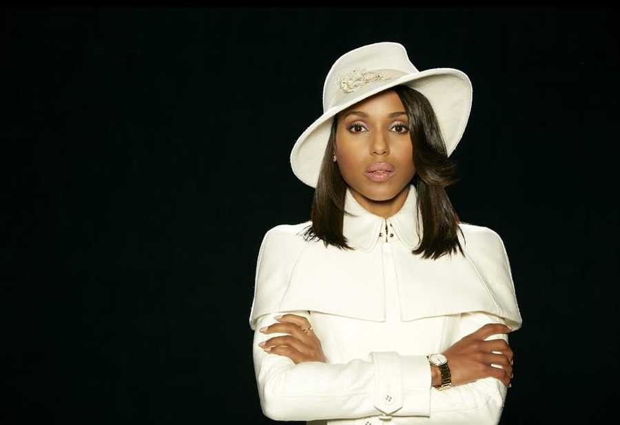 """Scandal"" returns on Thursdays, one hour earlier at 9 p.m. ET/ 8 p.m. CT"