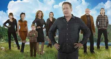 """Last Man Standing"" returns Friday nights at 8 p.m. ET/7 p.m. CT"