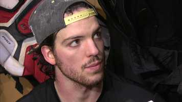The Penguins re-signed defenseman Simon Despres to a two-year contract worth $900,000 per season.
