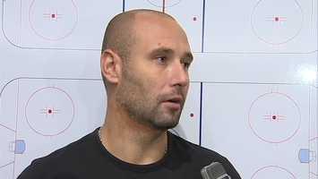 Tomas VokounPosition: GoaltenderAge: 372013-14 stats: Missed season due to blood clotSalary: $2 million (Source: CapGeek.com)Status: Unrestricted