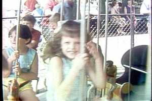 "Starting today, Kennywood is open daily for the season. We're doing a ""Throwback Thursday"" with some awesome images of the park, as seen in WTAE archive video footage from the 1960s, '70s and '80s. See if you can spot yourself or someone you know!"