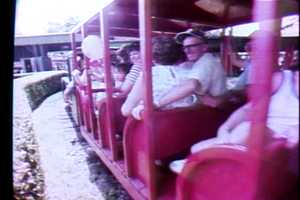Olde Kennywood Railroad in 1979