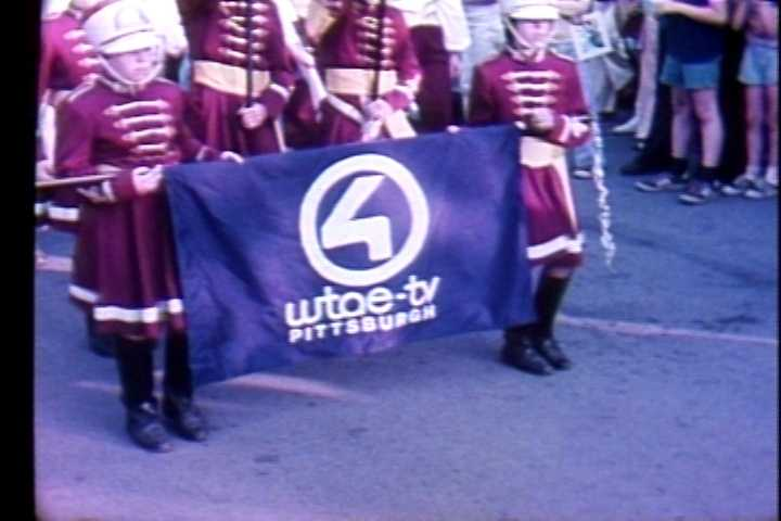 WTAE Day at Kennywood Park in 1979
