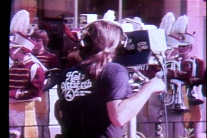 WTAE Day at Kennywood Park in 1979.
