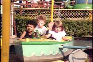 Kiddieland in 1987.