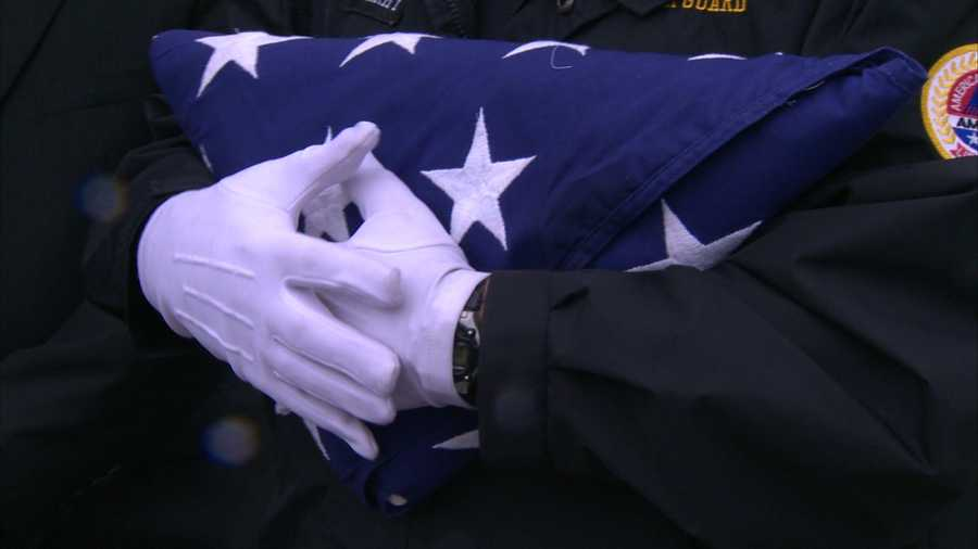 When Myers died, his closest living relative was his 92 year-old sister. Myers never got a proper burial, until today.