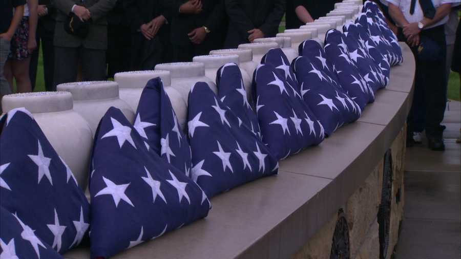 The Missing In America Project is a volunteer organization dedicated to finding the ashes of unclaimed veterans and giving them a proper burial.