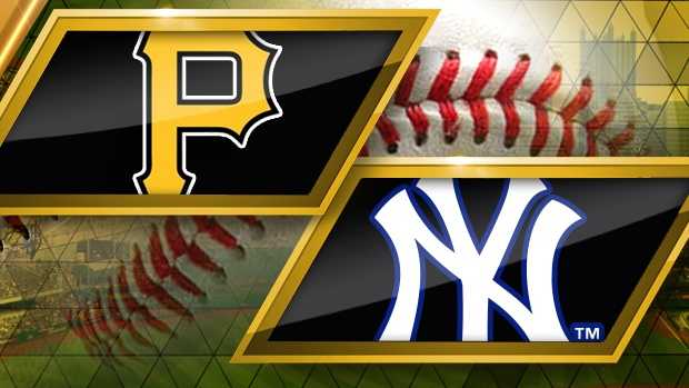 Pirates-Yankees