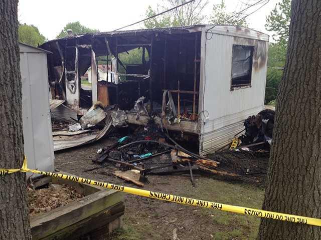 The victims were identified as Shawn Marsh, 28, Nickole Novak, 27, and Gabbriella Novak, 9.