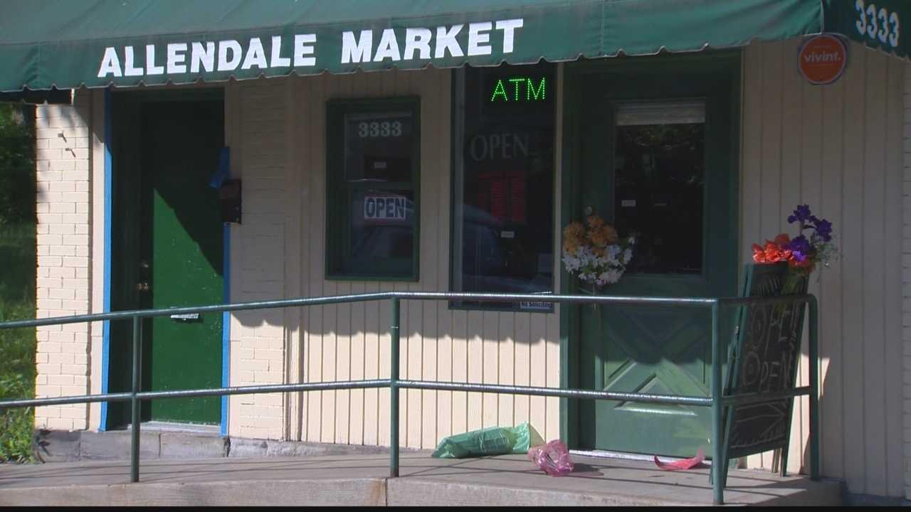 Man killed outside Sheraden store