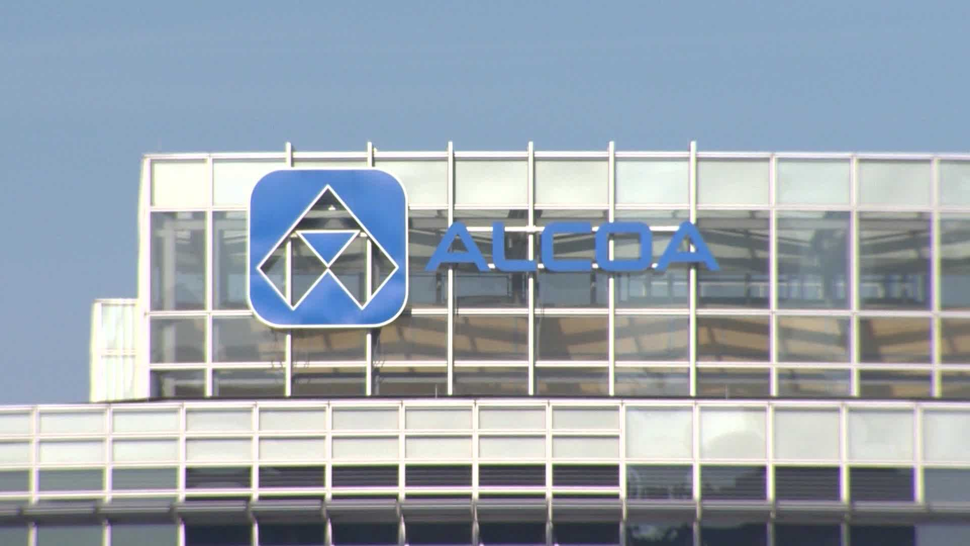 The headquarters of Alcoa.