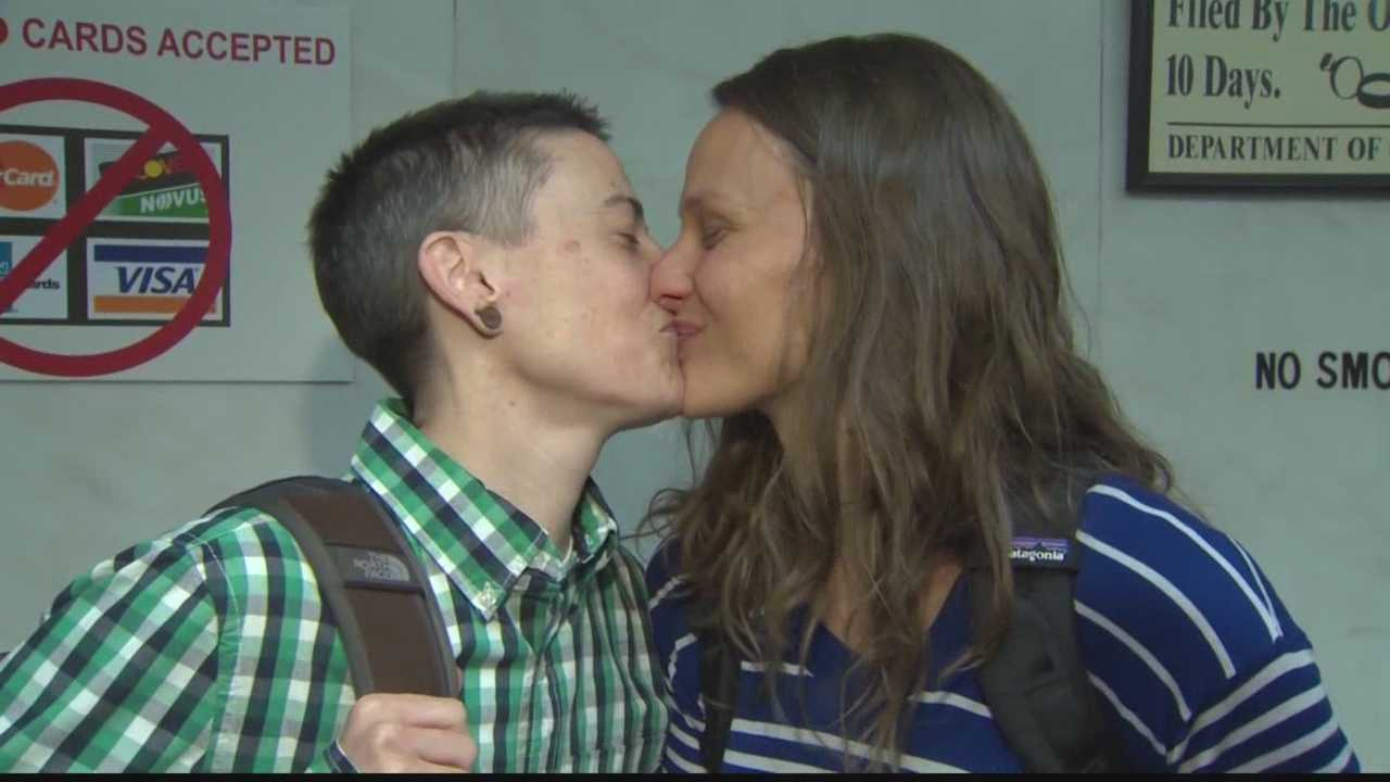 Same Sex Marriage Licenses in Allegheny County