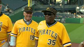 Jim Rooker and Manny Sanguillen