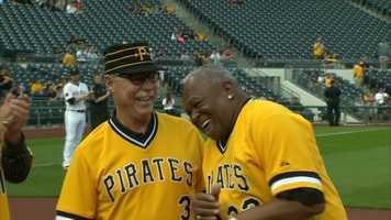 Phil Garner and Grant Jackson