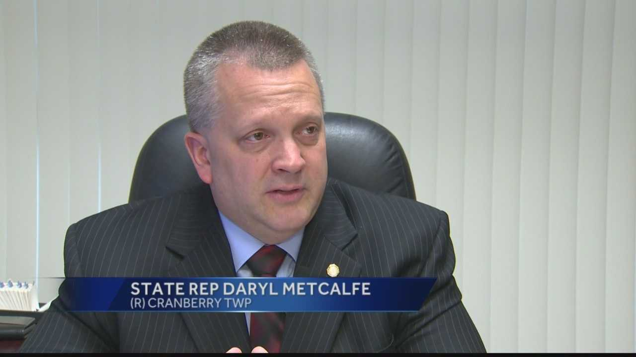 Daryl Metcalfe, the State Representative from Cranberry Township, will propose an amendment to the Commonwealth to define what marriage is,