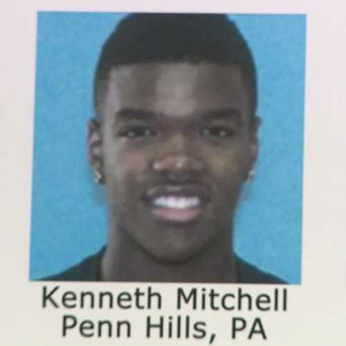Kenneth Mitchell has since been taken into custody