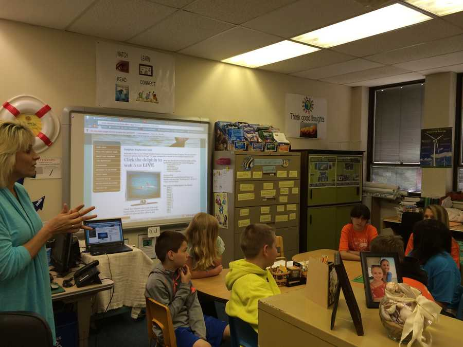 For two years, Susan Kosko's reading students have been Skyping with marine biologists aboard the Dolphin Explorer, a vessel that travels the Gulf Coast, primarily in the areas of Fort Meyers, Naples and Marco Island, Fla.