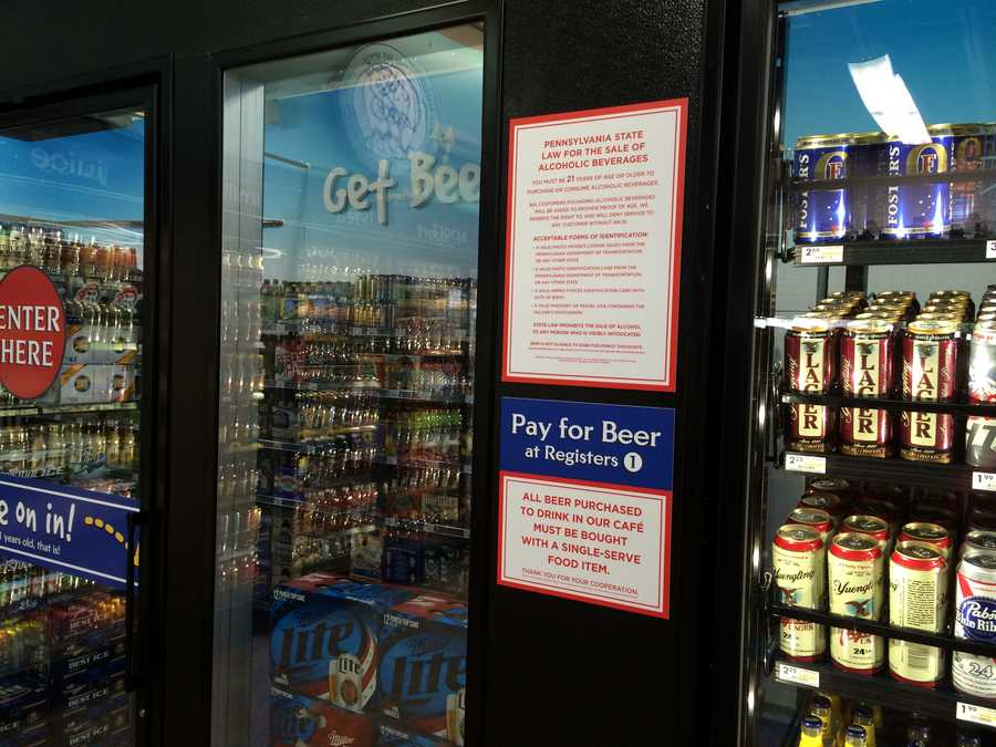 """""""While we have an interest introducing a beer offering at future Pennsylvania GetGo locations, there are currently no confirmed plans to do so at this time,"""" spokesman Dick Roberts said in an email."""