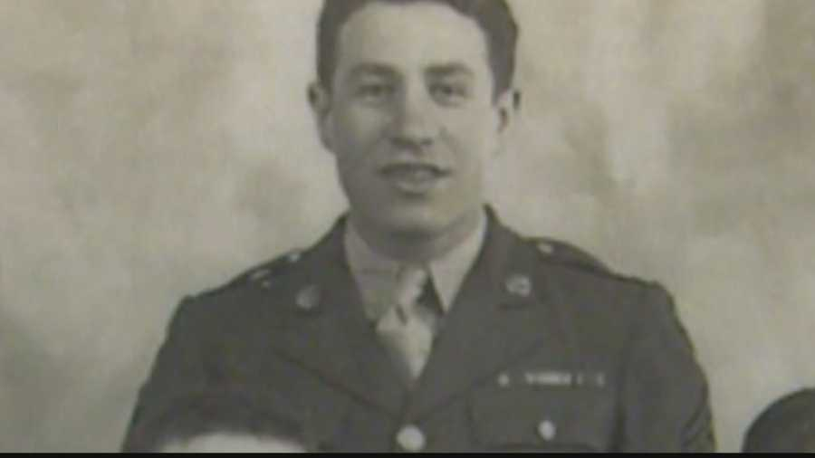 Michael Vernillo is a Pittsburgher. He grew up in Burgettstown to Italian immigrant parents who spoke very little English, and 70 years ago this week, he did everything he could to save the world from Nazi Germany.