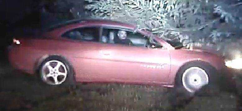 State police said they were able to retrieve these images from the in-car video surveillance, and they are asking the public to help identify this man.