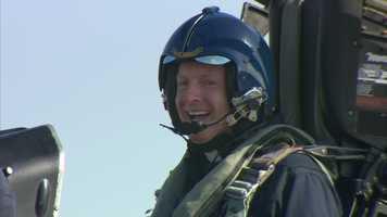 """""""The Lord be with us,"""" said McCaffrey, who pilots a plane of his own and has also been serving as a certified FBI chaplain for the past 20 years."""