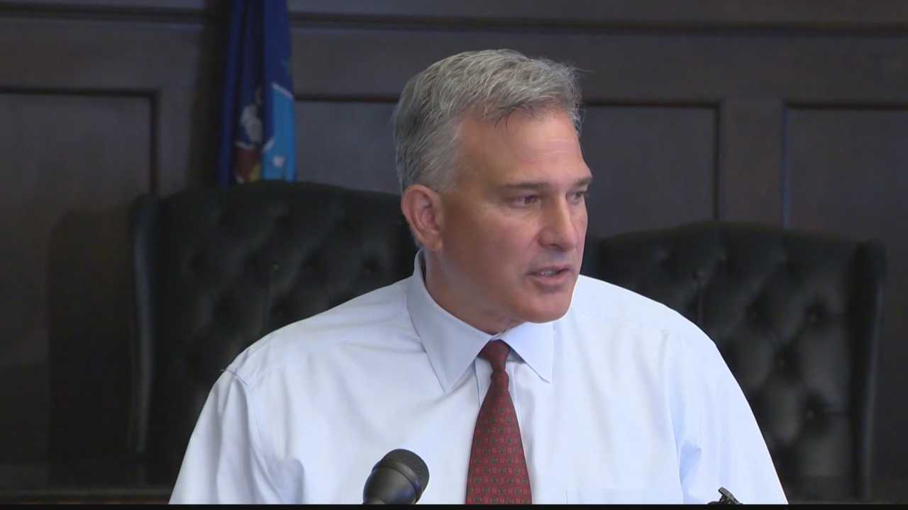 Allegheny County District Attorney Stephen Zappala