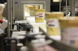 The first batches of Yuengling's Ice Cream, black and tan to be precise, rolled off the assembly line earlier this year in Tamacqua, Pa.Yuengling's is now available for sale in the Pittsburgh area. Giant Eagle stores will sell it.