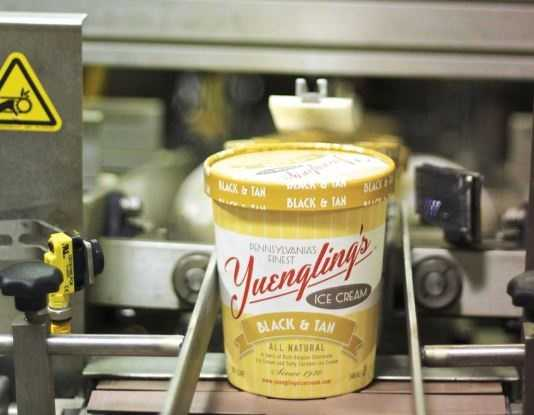 The ice cream was initially sold at Acme, Weis and select independent grocery stores in Pennsylvania, Maryland, Delaware, New Jersey, New York and West Virginia before sales were expanded in Pittsburgh.