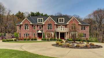 Location: 955 Pleasant Hill Rd, Marshall, PAThis amazing custom built home is situated on ten acres and includes six bedrooms, nine bathrooms, and beautiful attention to detail throughout the house. The home is listed for $2.9M and is featured on realtor.com.
