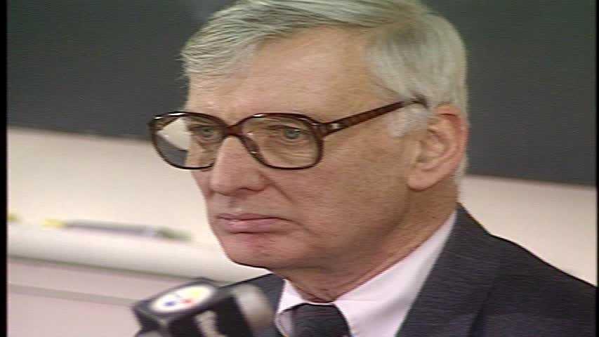 Dan Rooney in 1991