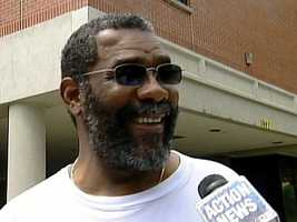 """""""Chuck was just the ultimate leader. He had truth and belief in what he was saying, and over time all of those things he said were validated, the things about winning football games and being a solid citizen,"""" said Steelers Hall of Fame defensive tackle Joe Greene."""