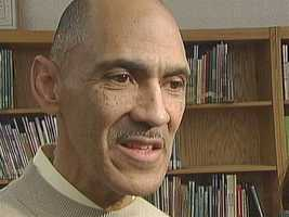 """""""Most of what I clung to from him was how to deal with people, how to structure your life, how to hire coaches,"""" said former player and coach Tony Dungy. """"He stressed that you couldn't get burned out from football, couldn't let football be everything in your life. He made sure we got away from the game."""""""