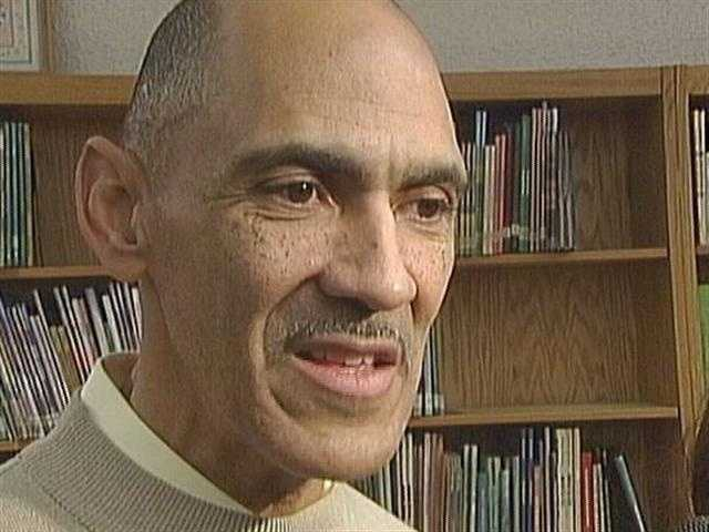 """Most of what I clung to from him was how to deal with people, how to structure your life, how to hire coaches,"" said former player and coach Tony Dungy. ""He stressed that you couldn't get burned out from football, couldn't let football be everything in your life. He made sure we got away from the game."""